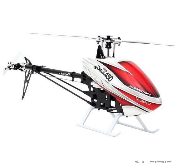Alzrc DEVIL 450 Pro V2 SDC DFC Helikopter RC Kit