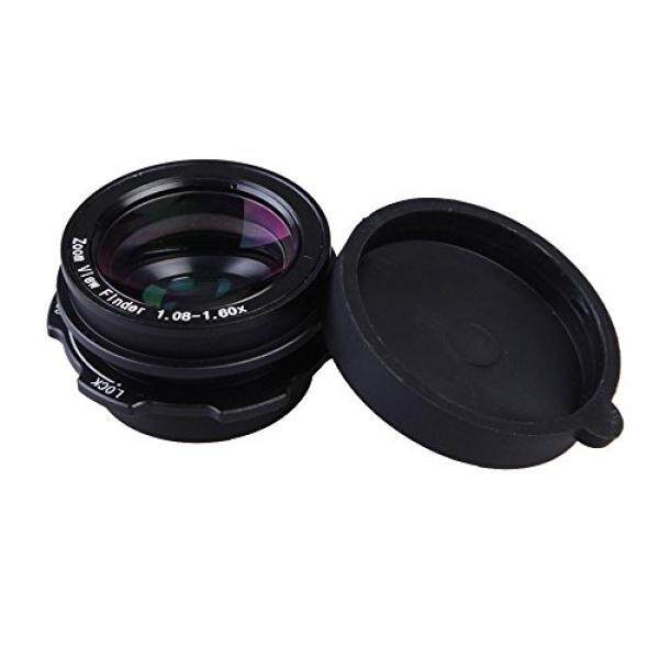 Andoer 1.08x-1.60x Zoom Viewfinder Eyepiece Magnifier for Canon Nikon Pentax Sony Olympus Fujifilm Samsung Sigma Minoltaz SLR Camera