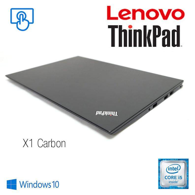 LENOVO THINKPAD X1 CARBON [CORE I5 VPRO WQHD 2K DISPLAY TOUCHSCREEN [GRADE A REFURBISHED]] Malaysia