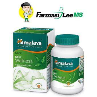Himalaya Skin Wellness Neem 60s (Exp 10/2020)