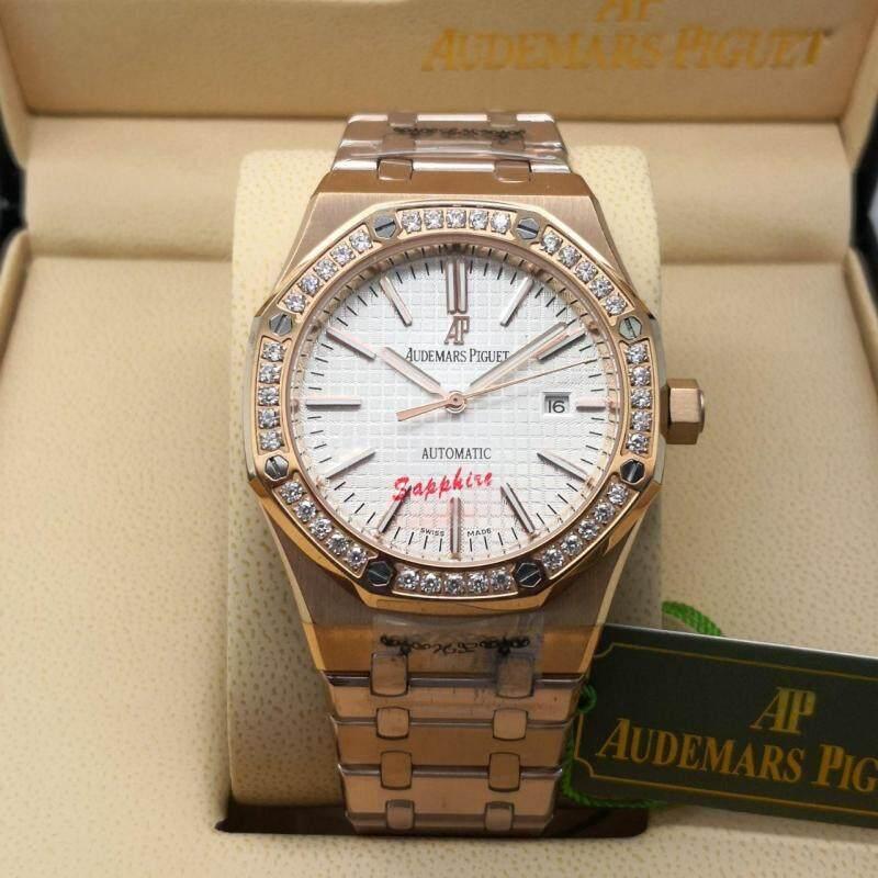 Audemars Piguet Royal Oak Unisex Quartz Automatic Watch Malaysia
