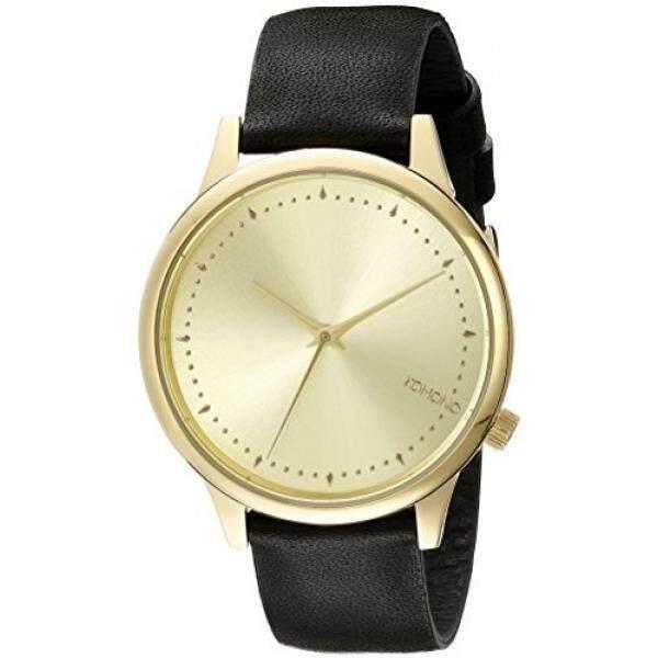 Komono Wanita KOM-W2453 Estelle Klasik Gold-Baja Anti Karat Warna Watch