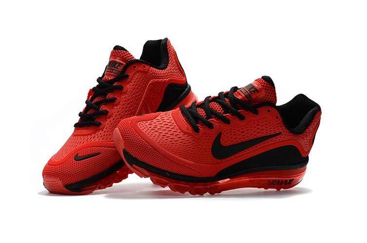 Nike Asli AIR MAX 2017.5 Sneakers Atasan Rendah Lari Pria Sepatu EU 40-44