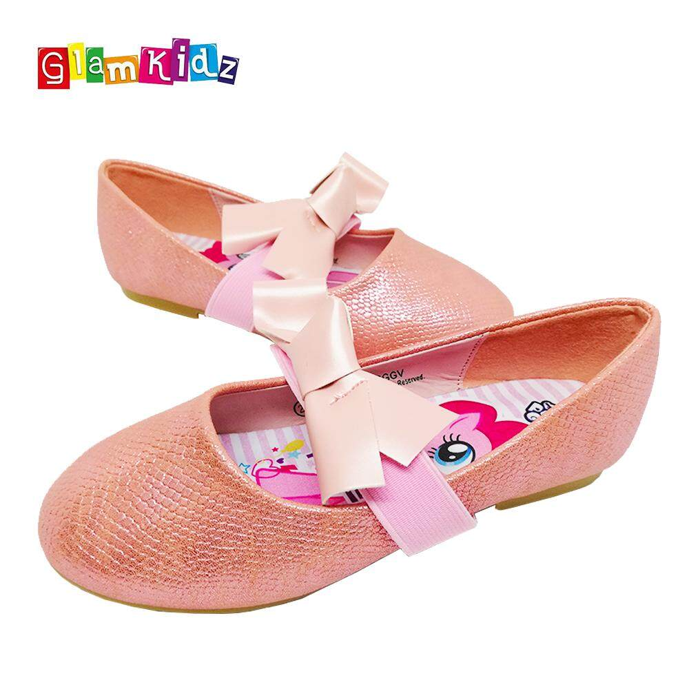 GlamKidz My Little Pony Girls Shoes / Sandals (Pink) #6230