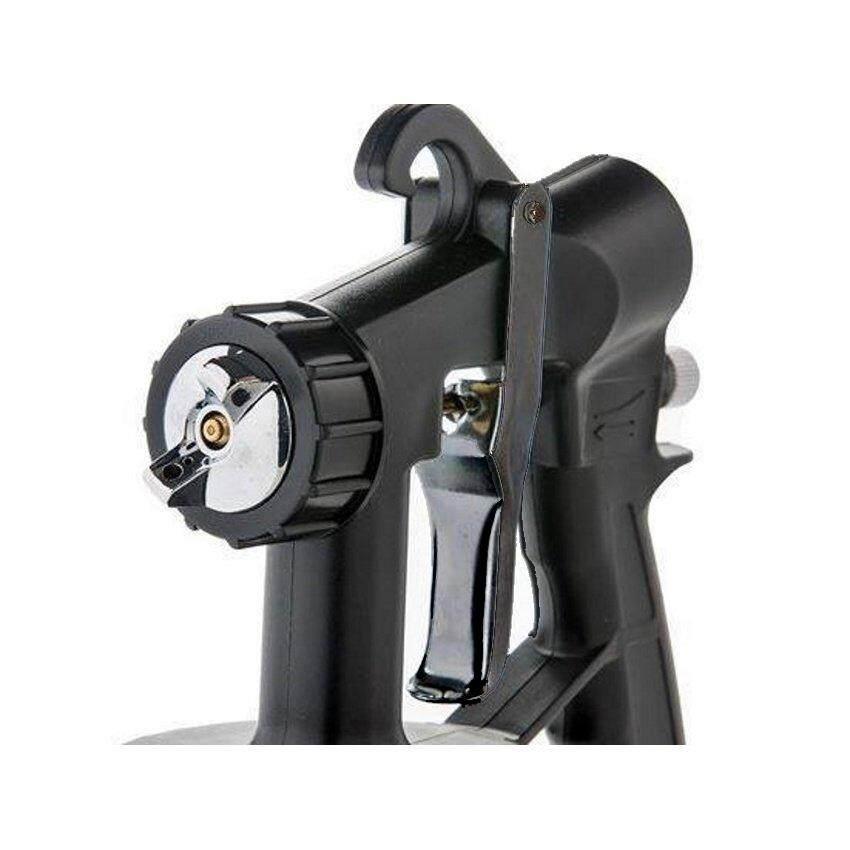 Paint Zoom Pro Electric Sprayer Gun Plastic Copper Nozzle