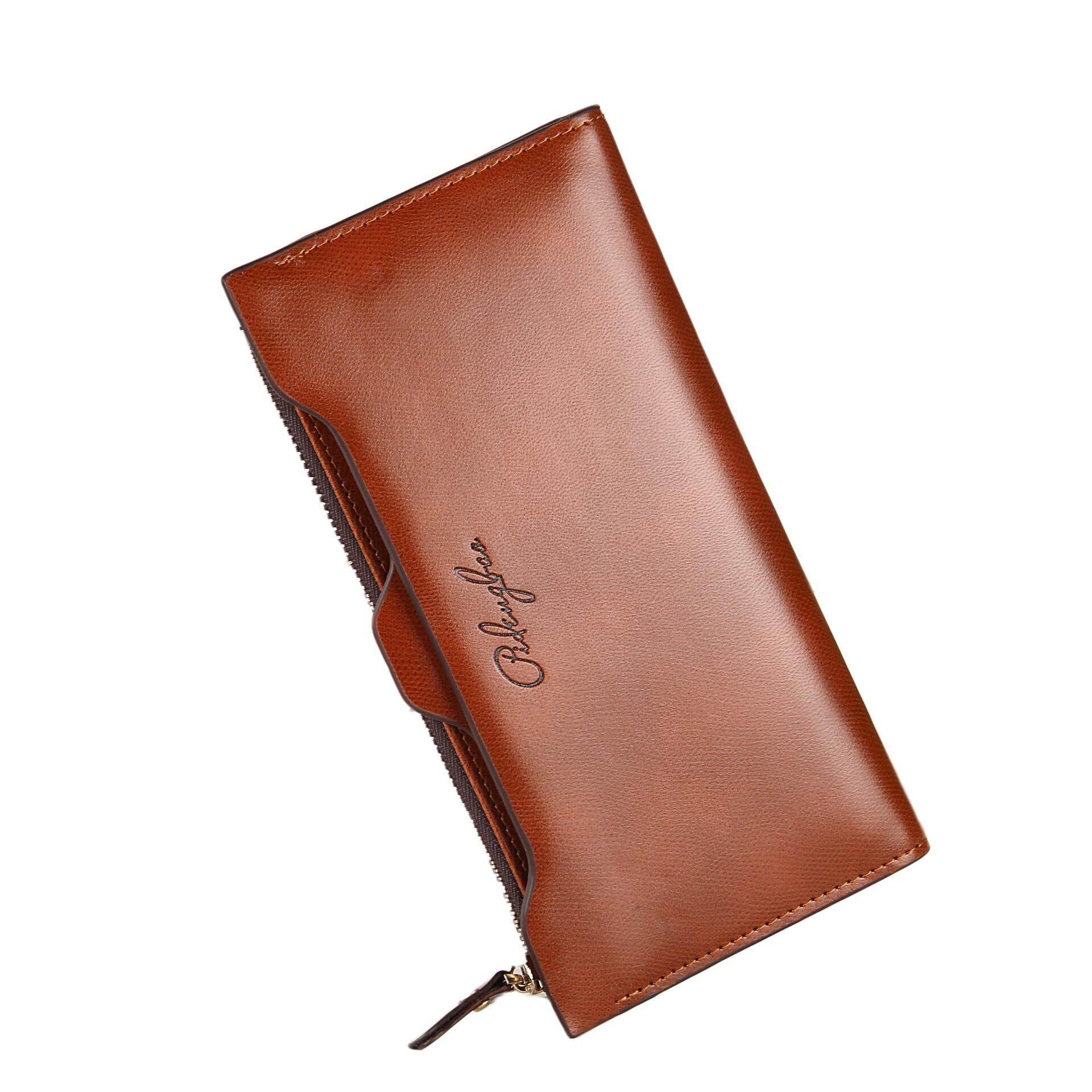 Baellerry NSP836-3 WLT-043 Woman Lady Fashion Korea Big Space Zipper Bag Wallet Purse