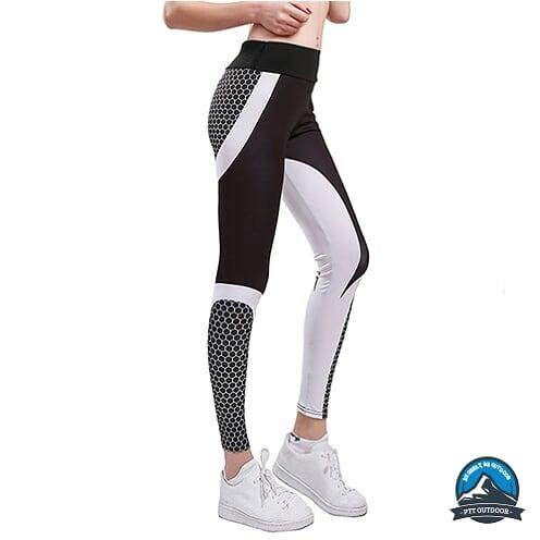 [BEST SELLER] Female Legging for Gym,Sports,Cycling,Hiking Stretchable Breathable - Black