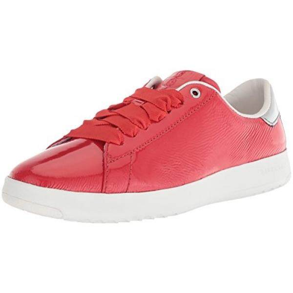 Cole Haan Womens Grandpro Tennis Sneaker, Aura Orange, 6 B US - intl