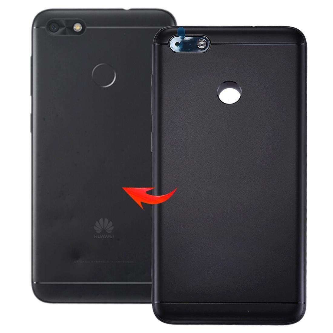 for Huawei Enjoy 7 / P9 Lite Mini / Y6 Pro (2017) Back Cover(Black)