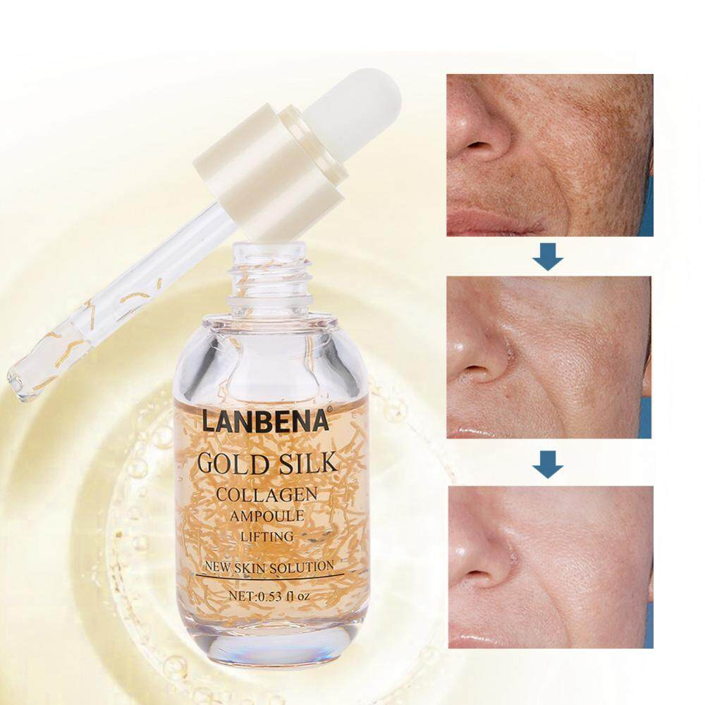 Features 100 Original Bioaqua 24k Gold Anti Ageing Wrinkle Face Serum Essence Hyaluronic Acid 24kt The Best Whiten Ing