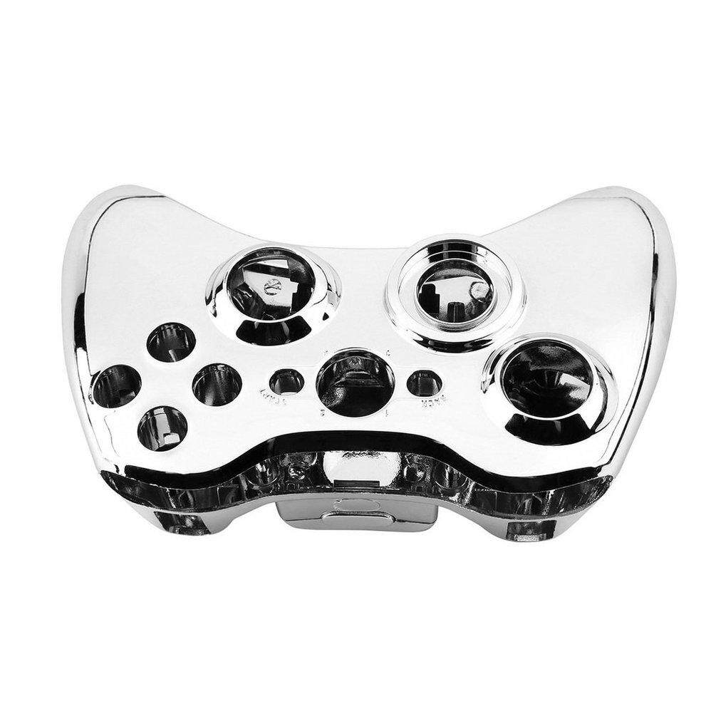 Hình ảnh ELEC Full Case Cover Protect Shell Skin Button Set For Xbox 360 Wireless Controller