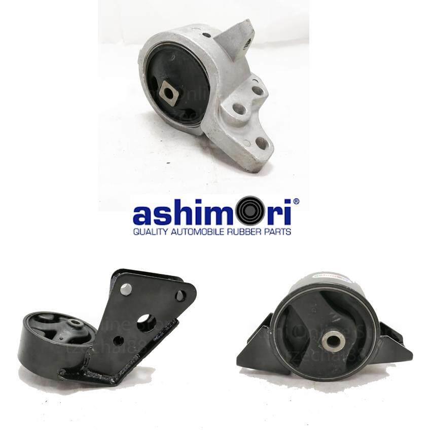 Ashimori Engine Mount Set Nissan Sentra B14 1.6L (Auto) 1995-1999