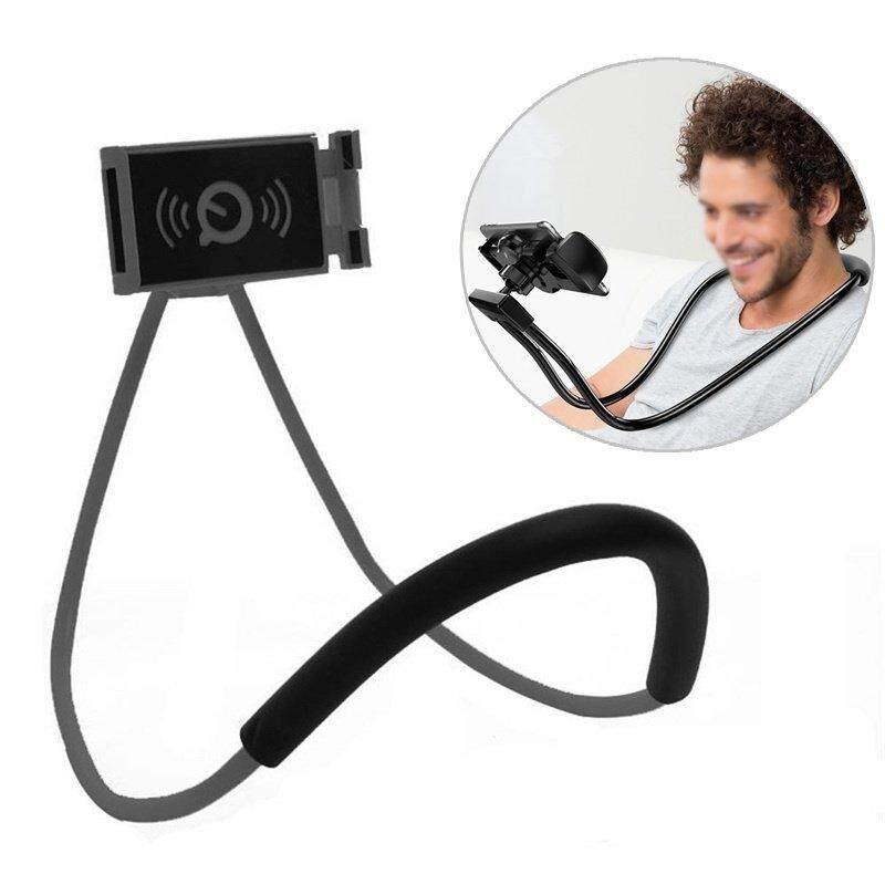 RHS Online Flexible Neck Lazy Bracket Mobile Phone Stand Holder Mount for Samsung iPhone
