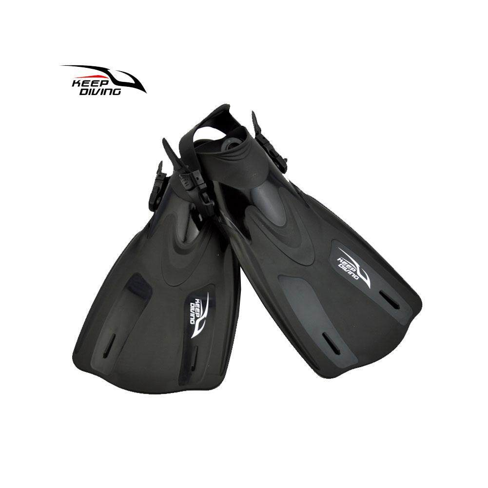 Hiqueen Professional Adults Swimming Fins Snorkeling Foot Flipper Diving Fins Swimming Equipment By Hiquuen.