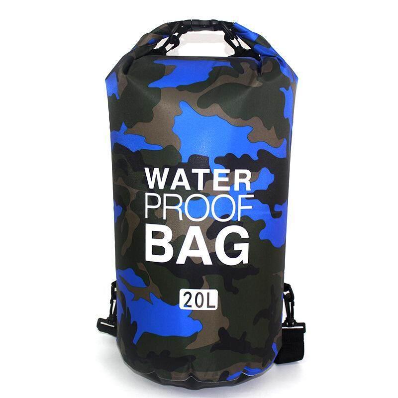Dry Bag 5L (Camo) Waterproof for Scuba Diving