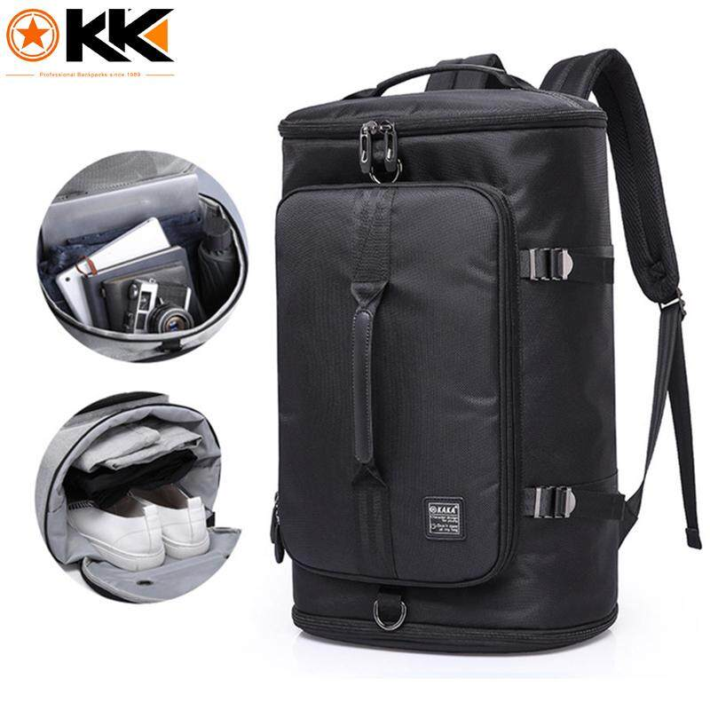 6b2fc1796771 KAKA Large Capacity 15.6 inch Laptop bag Men Backpack Travel Bags For  Teenagers School Bags Nylon