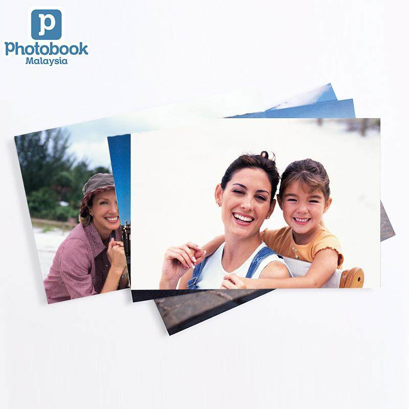 [Photobook App Exclusive!] Photobook Malaysia 50 Pieces 4R Photo Prints