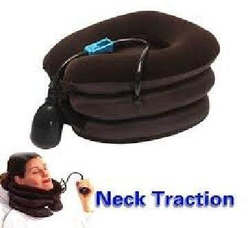 Air Cervical Neck Traction Soft Brace Device Unit