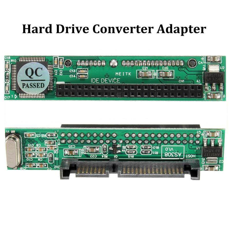2.5 Inch Laptop 44 Pin Ide Hdd Ssd To 22pin Sata Hard Drive Converter Adapter By Audew.