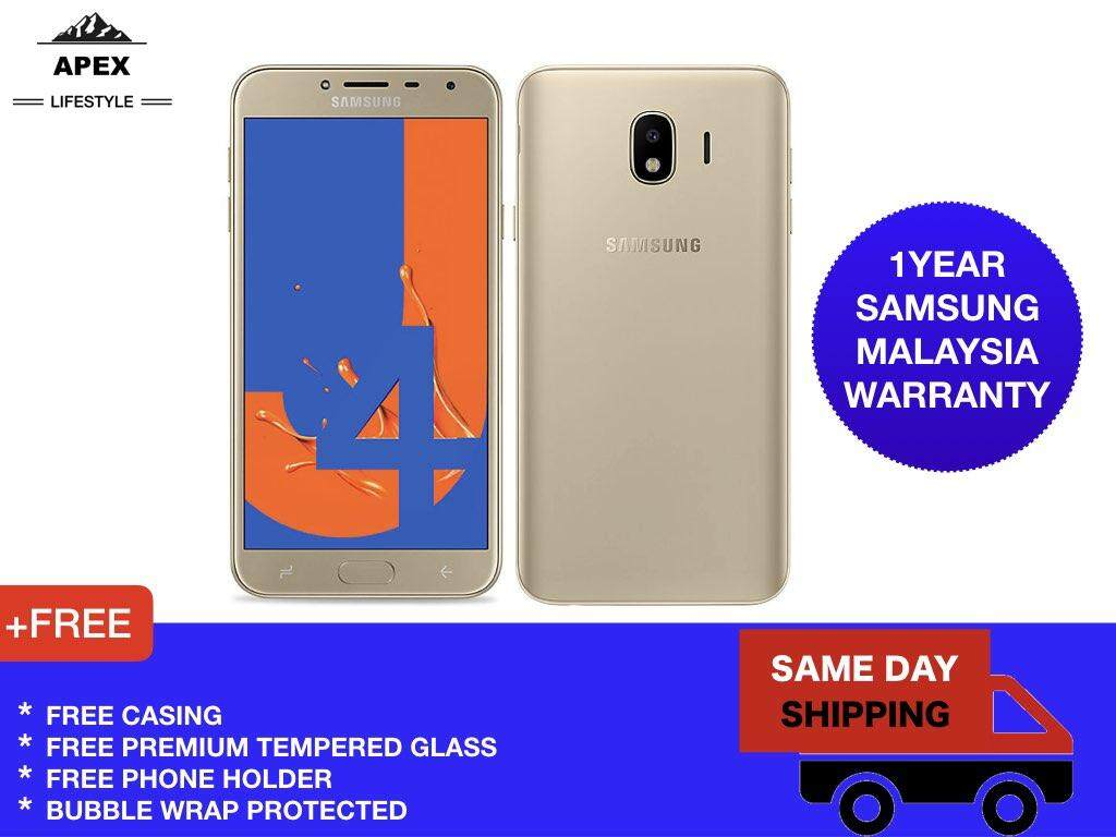 Features Samsung Galaxy J4 2018 1year Official Samsung Malaysia