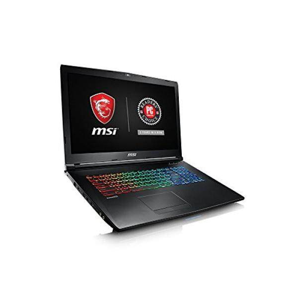 "MSI GP72MX Leopard-1214 17.3"" Performance Gaming Laptop Black - intl"