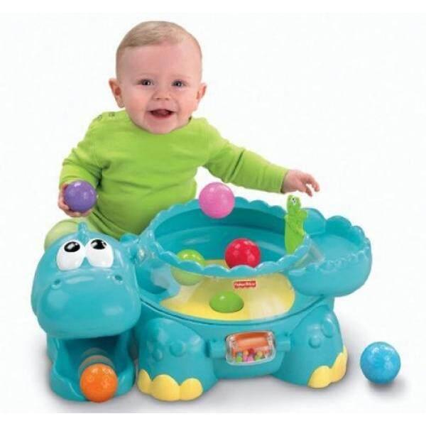 Fisher-Price Go Baby Go Poppity-Pop Musical Dino - intl