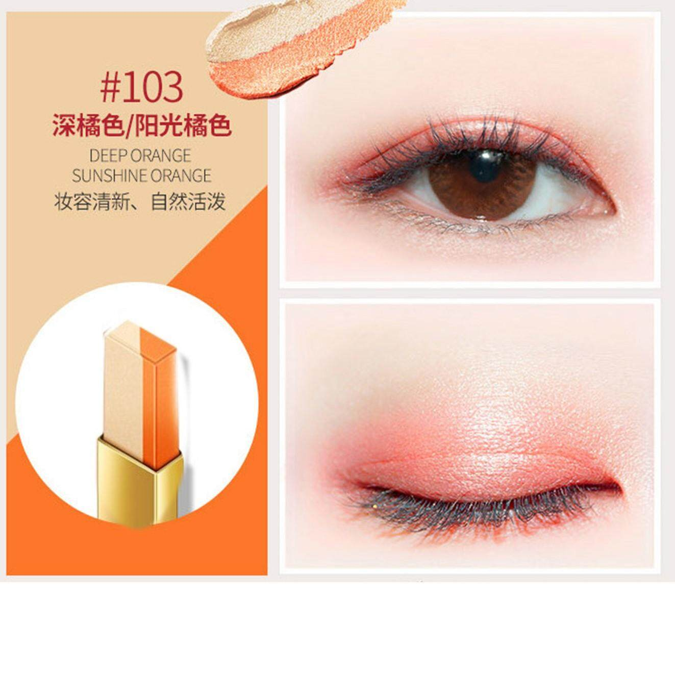 Malaysia Best Buy Bioaqua 12 11 18 Natural Colour 01 Box Orange Bb Cream Air Cushion 100 Authentic Double Eye Shadow Glitter Makeup Beauty