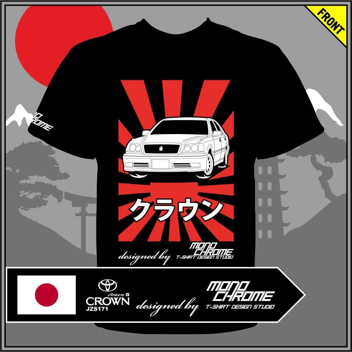 Subaru Impreza WRX TYPE-R STI Versi V Gc8 T-shirt Pria