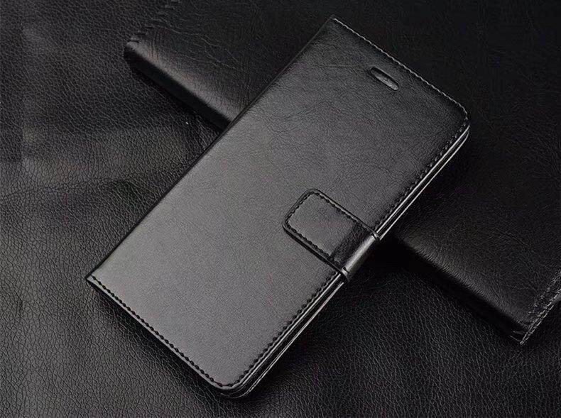 All-inclusive drop High-quality leather Clamshell leather Flip Cover Wallet Case phone case For Huawei MediaPad X1 7.0inch - intl