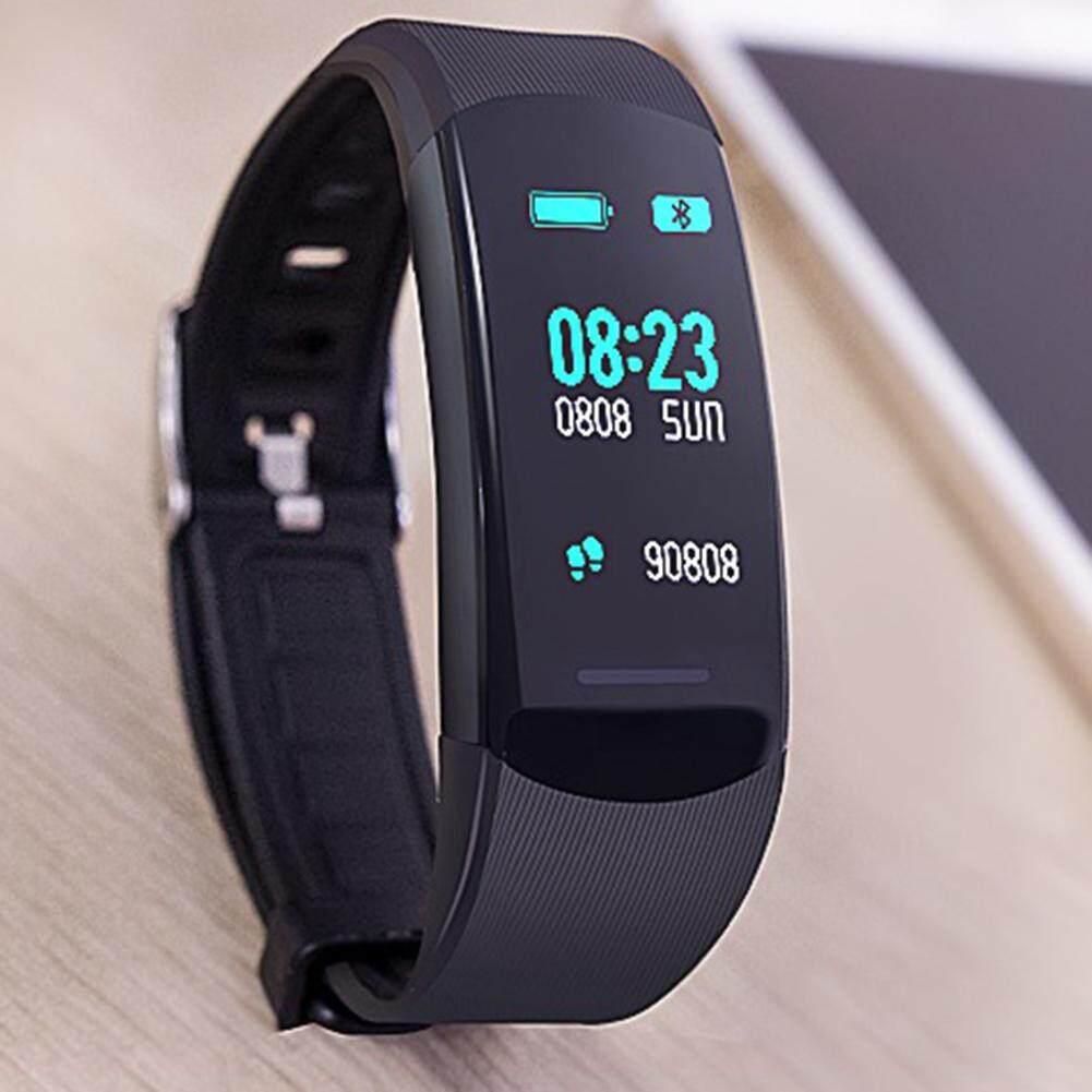 ... Xiaomi Huami Amazfit BIP / LITE. Source · Qinnew Gelang Bluetooth Pintar C5 Besar Layar Lengkung Upgrade Gelang Olahraga Layar Warna Gelang