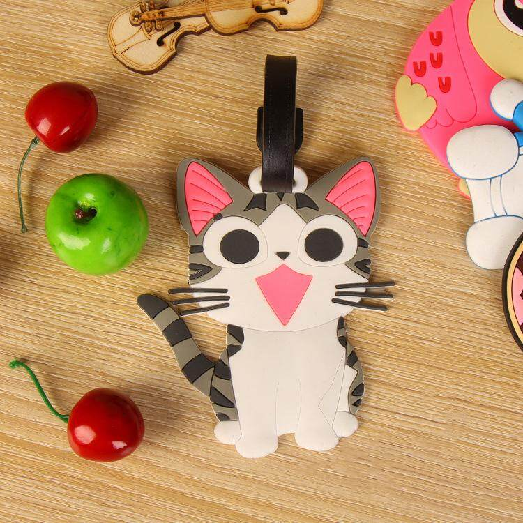 Cute kittens Luggage Tag