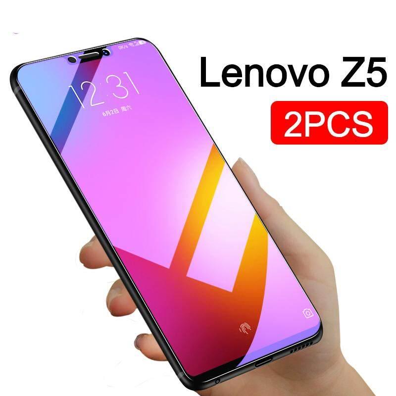 Hình ảnh 2pcs for Lenovo Z5 Screen Protection Tempered Glass 2.5D Glass for Lenovo Z5 Full Protector Film - intl