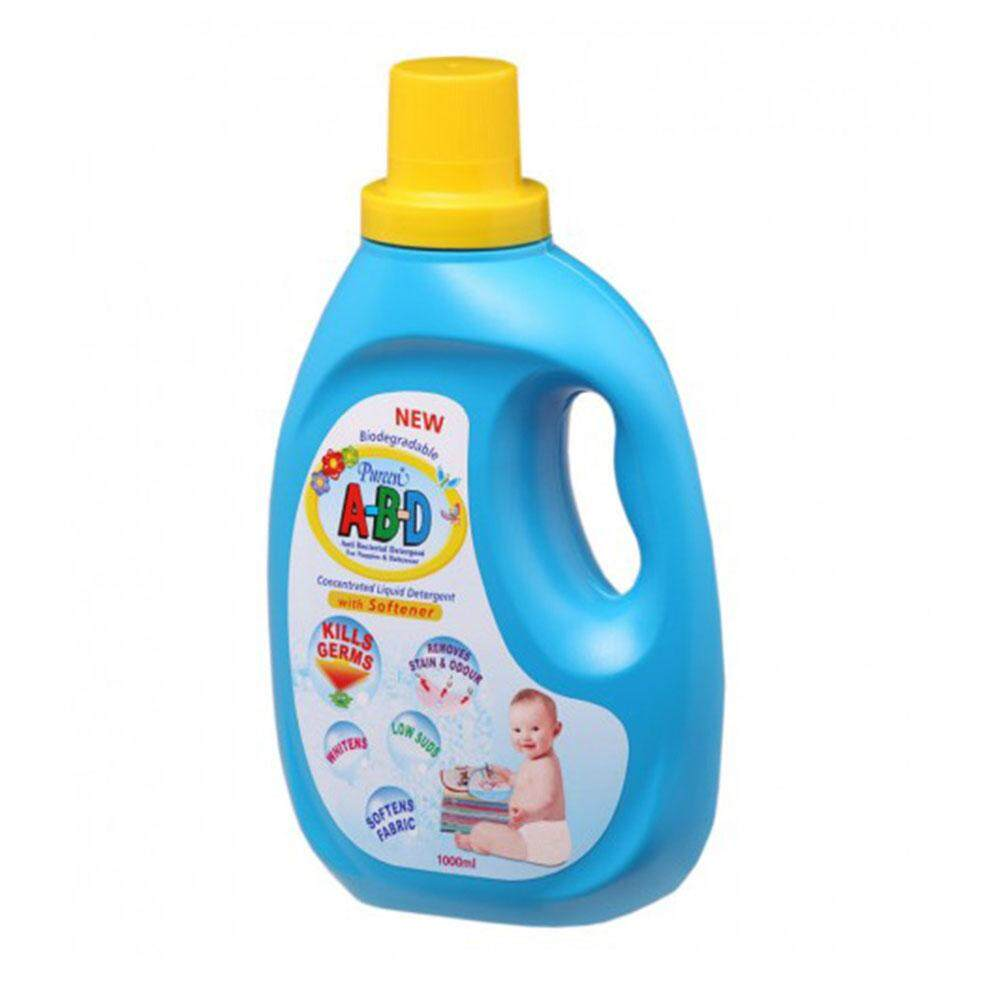 Pureen ABD Anti Bacterial Detergent For Baby Liquid 1000ml
