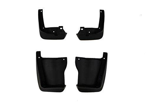 SA YANYI 4pcs ABS Plastic Mud Flaps Flags Splash Guards Front + Rear for Honda Accord 2008-2012