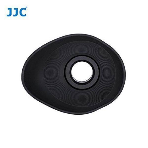 JJC EC-7G Oval Soft TPU Rubber Eye Cup replaces Canon Eyecup Eb, Ef, for Canon EOS 6D 60Da 70D 80D 100D 650D 700D 750D 760D 1200D 1300D 8000D, /Rebel T4i T5 T5i T6 T6i T6s /Kiss X6i X7i X8i X50 X70