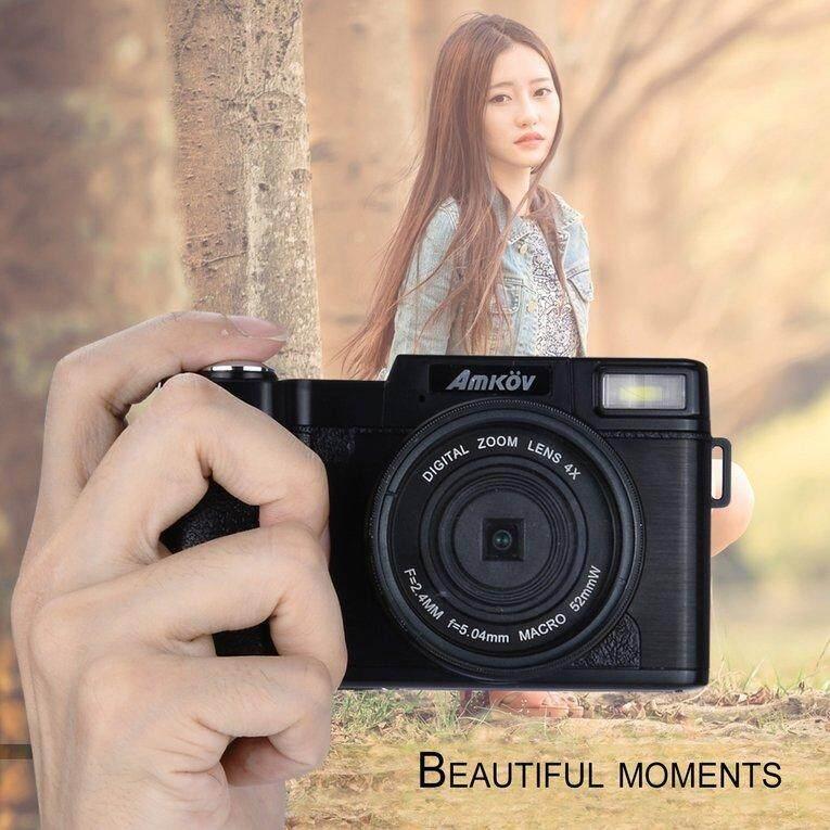 CDR2 24MP 1080P kamera Digital dengan 4 kali Digital Zoom & 3