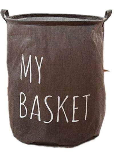 Dirty Clothes Laundry Basket Home Storage