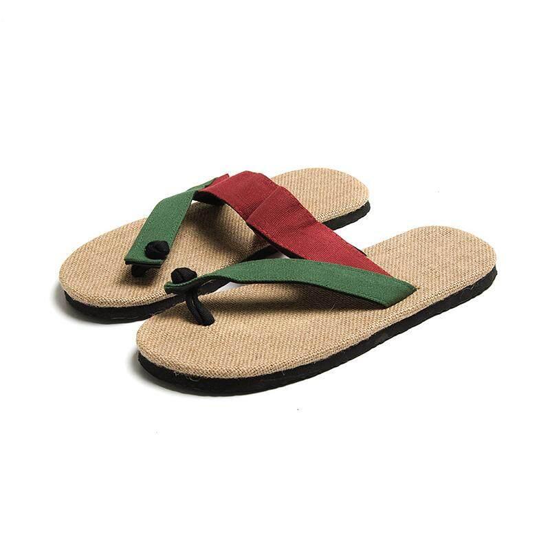 Pria Fashion Vietnam Sandal Pantai Pria Leisure Sandal Jepit Sandal Pantai