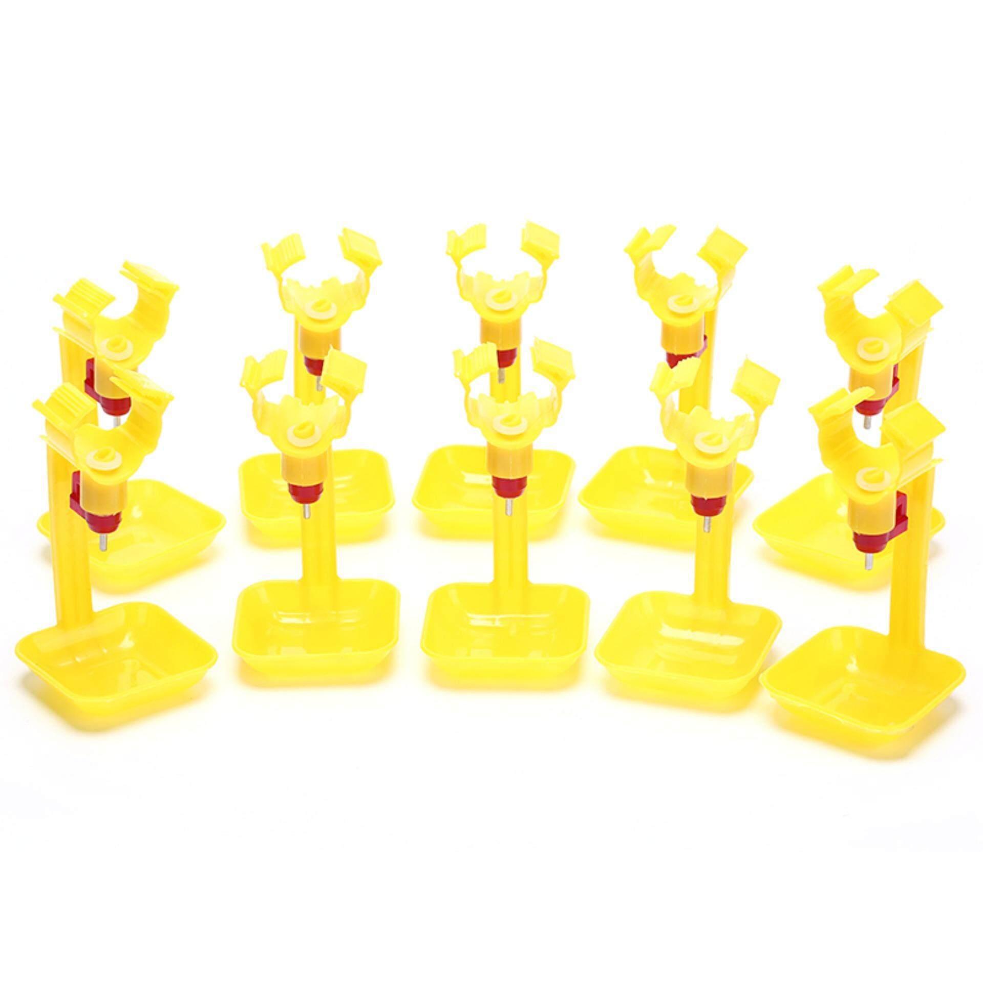 Ayam Bola Minum Kuning Pancuran Air Minum Alat Ayam Unggas Burung Puyuh Tempat Makanan Ternak Ayam Berair By Flying Cloud.