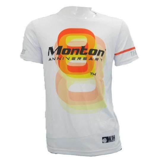 MONTON T-SHIRT MFR WHITE 2017