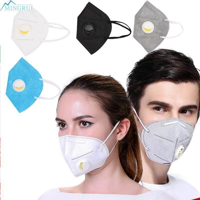 Mingrui Store Filter Cloth White Head Respirator Anti-Dust Mask Riding Mask