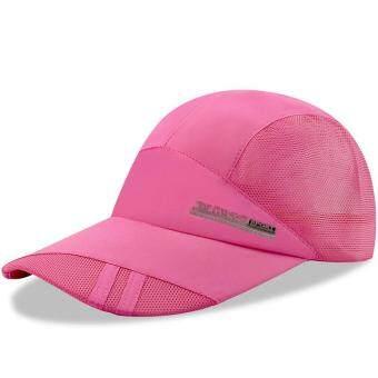 Daftar Harga Musim Panas Bisbol Tutup Olahraga Luar Ruangan Topi Bisbol Bernapas Pria Wanita Jaring Topi