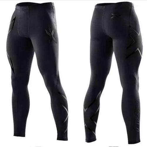 f3c0d09c0c89b Men Bodybuilding Trousers Pants Sports Tights Fitness Clothes Running  Clothes Riding Clothes Fast Dry Trousers Compression