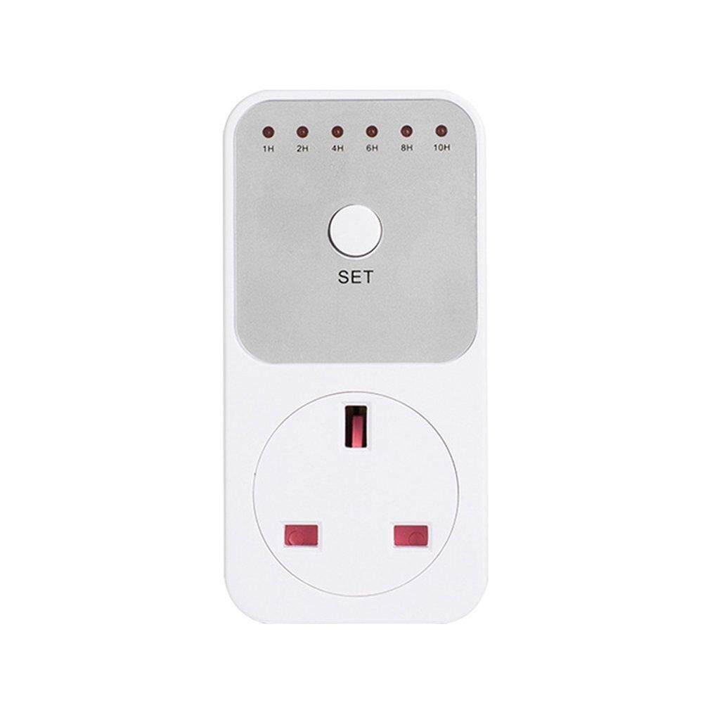 Best Sellers Mini LED Countdown Timer Switch Socket Outlet Plug-in Time Control EU Plug