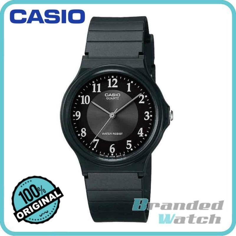 Casio MQ-24-1B3LDF Unisex Analog Quartz Resin Band Watch MQ-24-1B3 Malaysia