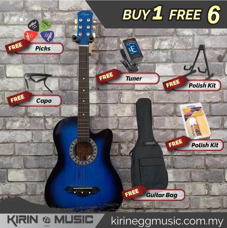 Enjoy Acoustic Guitar Package (BIG SALE) Malaysia