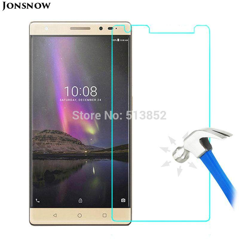 Tempered Glass Film for Lenovo Phab 2 Plus PB2-670N Screen Protector High Clear Quality