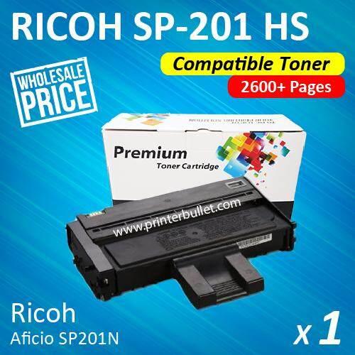 Ricoh SP200 / SP201 / SP204 / SP201n / SP201nw / SP203s / SP204sn / SP204sf / SP204sfn / SP204Sfnw / SP211 / SP213nw / SP211su / SP213snw / SP211sf / SP213sfnw Ricoh Aficio Compatible Laser Toner Cartridge