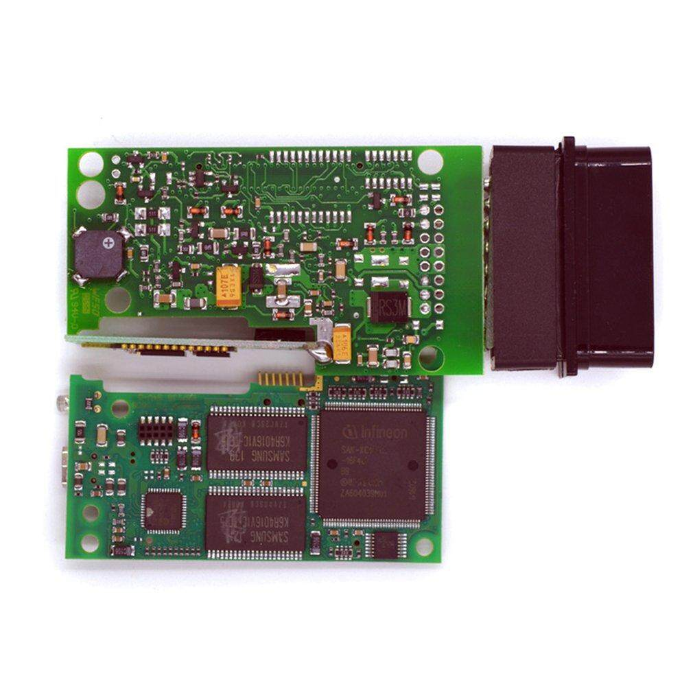 Penjualan Terlaris Vas 5054A OKI Chip Odis V4.3.3/13/V3.0.3 Bluetooth Diagnostik Mendukung UDS - 3
