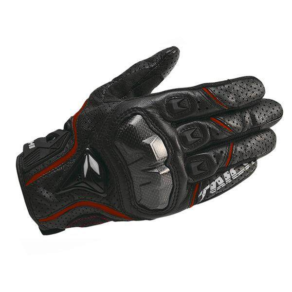 RS Taichi RST390 Mens Perforated leather Motorcycle Mesh Gloves
